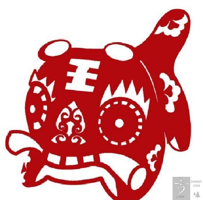 中牟外国语中秋 国庆双节绘画剪纸作品展图片